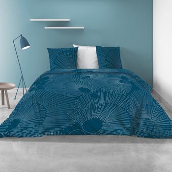 Bydlení Sada povlečení Atelier du Linge BAYOU Modrá