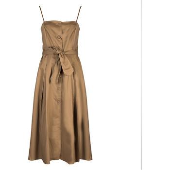 Textil Ženy Společenské šaty EAX  Béžová