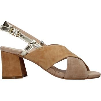 Boty Ženy Sandály Carmens Padova 45310 Hnědý