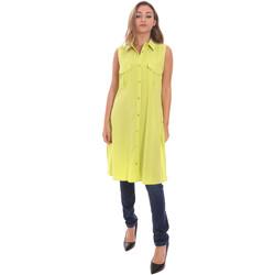 Textil Ženy Košile / Halenky Fracomina FR21ST1017W42801 Zelený