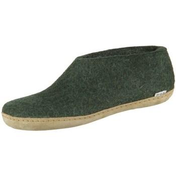 Boty Ženy Papuče Glerups A0900 Zelené