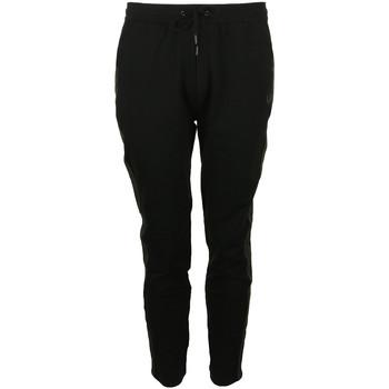 Textil Muži Teplákové kalhoty Fred Perry Contrast Tape Track Pant Černá