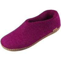 Boty Ženy Papuče Glerups DK Shoe Vínově červené