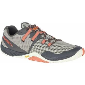 Boty Muži Běžecké / Krosové boty Merrell Trail Glove 6 Šedé, Oranžové