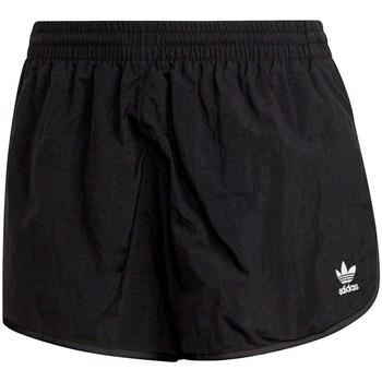 Textil Ženy Kraťasy / Bermudy adidas Originals 3STRIPES Shorts Černé