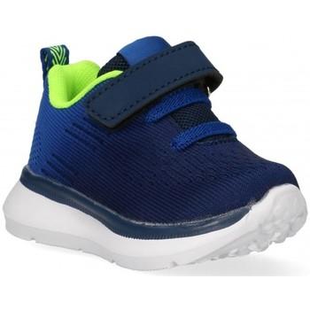 Boty Chlapecké Nízké tenisky Air 58851 Modrá