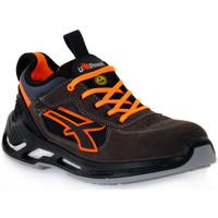 Boty Muži Multifunkční sportovní obuv U Power RYDER ESD S1P SRC Grigio