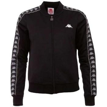 Textil Ženy Mikiny Kappa Imilia Training Jacket Černé