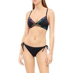 Textil Ženy Bikini Calvin Klein Jeans KW0KW01309 Černá