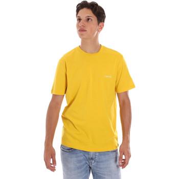 Textil Muži Trička s krátkým rukávem Calvin Klein Jeans K10K103307 Žlutá
