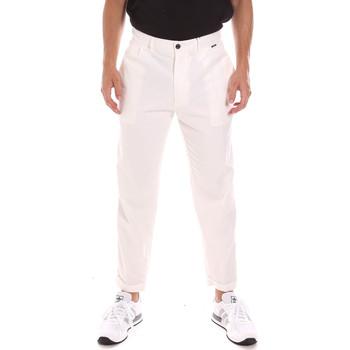 Textil Muži Mrkváče Calvin Klein Jeans K10K107094 Bílý
