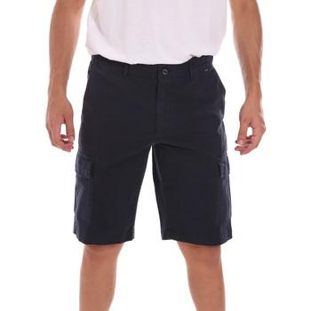Textil Muži Kraťasy / Bermudy Calvin Klein Jeans K10K107101 Modrý