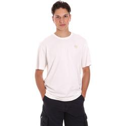 Textil Muži Trička s krátkým rukávem Fila 689290 Bílý