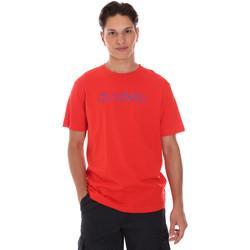 Textil Muži Trička s krátkým rukávem Invicta 4451242/U Červené