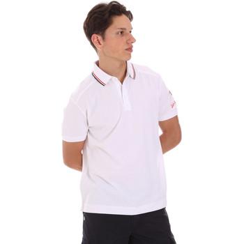 Textil Muži Polo s krátkými rukávy Invicta 4452241/U Bílý