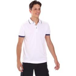 Textil Muži Polo s krátkými rukávy Invicta 4452253/U Bílý