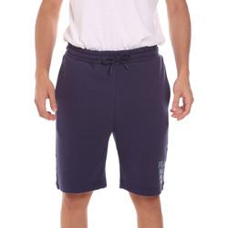 Textil Muži Kraťasy / Bermudy Fila 689287 Modrý