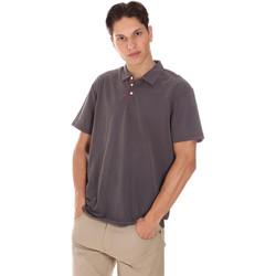 Textil Muži Polo s krátkými rukávy Museum MS21BEUPC06MO936 Hnědý