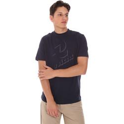 Textil Muži Trička s krátkým rukávem Invicta 4451241/U Modrý