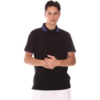 Textil Muži Polo s krátkými rukávy Invicta 4452240/U Černá