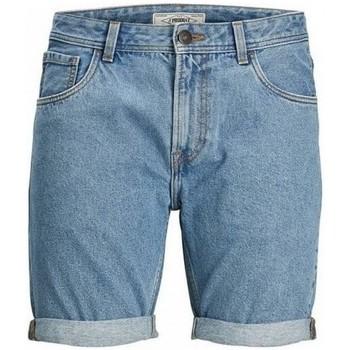 Textil Muži Kraťasy / Bermudy Produkt BERMUDAS VAQUERAS HOMBRE  12172070 Modrá