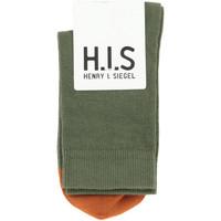 Doplňky  Děti Ponožky H.i.s Socks Kids Zelená