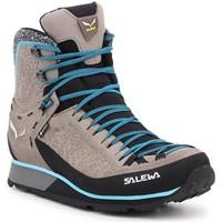 Boty Ženy Pohorky Salewa Ws Mtn Trainer 2 Winter GTX 61373-7950 grey, blue
