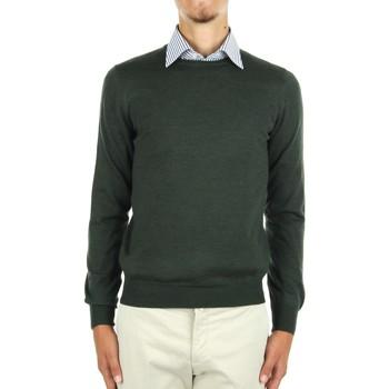 Textil Muži Svetry La Fileria 14290 55167 Zelená