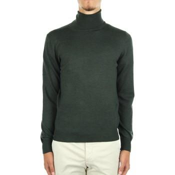 Textil Muži Svetry La Fileria 14290 55157 Zelená