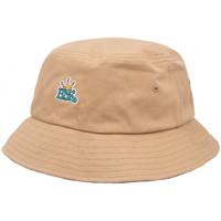 Textilní doplňky Muži Klobouky Huf Cap crown reversible bucket hat Hnědá