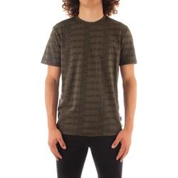 Textil Muži Trička s krátkým rukávem Calvin Klein Jeans K10K107773 Zelená