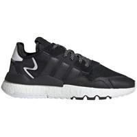 Boty Muži Nízké tenisky adidas Originals Nite Jogger Černé