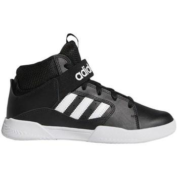 adidas Tenisky Dětské Vrx Mid J - Černá