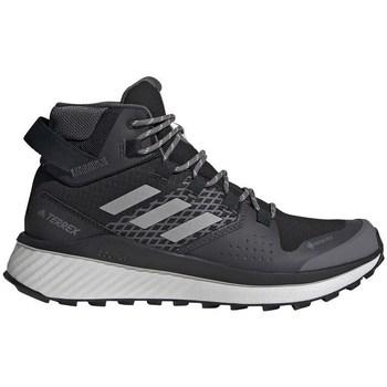 adidas Tenisky Terrex Folgian Hiker Mid Gtx W - Černá