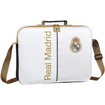 Taška Taška na notebook Real Madrid 611954385 Blanco