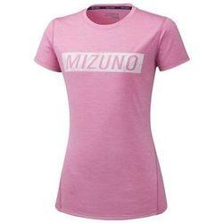 Textil Ženy Trička s krátkým rukávem Mizuno Impulse Core Tee Růžové