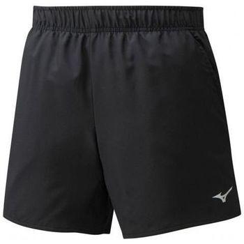 Textil Muži Kraťasy / Bermudy Mizuno Core 55 Černé