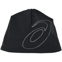 Textilní doplňky Čepice Asics Logo Beanie Šedá