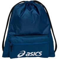 Taška Sportovní tašky Asics Sport Logo Gym Bag Modrá