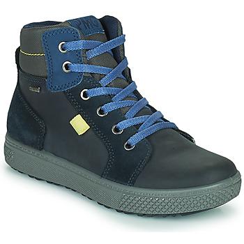 Boty Chlapecké Zimní boty Primigi 8392511 Tmavě modrá
