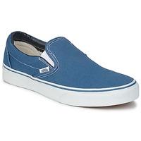Boty Street boty Vans CLASSIC SLIP ON Námořnická modř