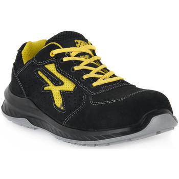Boty Muži Multifunkční sportovní obuv U Power VORTIX ESD S1P SRC Nero