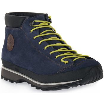 Boty Muži Kotníkové boty Lomer BIO NATURALE MTX Blu