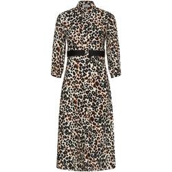 Textil Ženy Společenské šaty Calvin Klein Jeans K20K202568 Hnědý