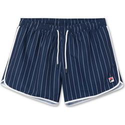 Textil Muži Plavky / Kraťasy Fila 688593 Modrý