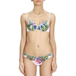 Textil Ženy Bikini Ea7 Emporio Armani 911026 7P406 Bílý