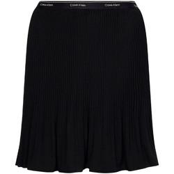 Textil Ženy Sukně Calvin Klein Jeans K20K202589 Černá