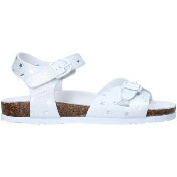 Boty Děti Sandály Bionatura 22B 1005 Bílý