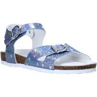 Boty Děti Sandály Bionatura 22B 1005 Modrý