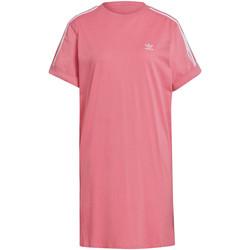 Textil Ženy Krátké šaty adidas Originals H35503 Růžový